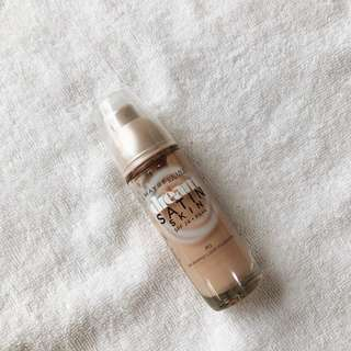 Dream Satin Skin Liquid Foundation SPF24