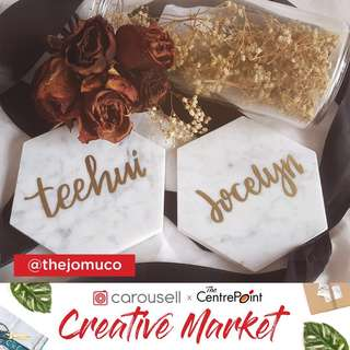 Join Me at Carousell Creative Market @ The Centrepoint!