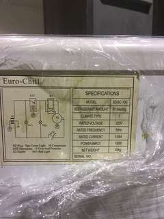 Used euro chill