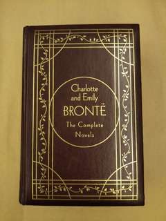 [Clearance] Charlotte and Emily Bronte - The Complete Novels