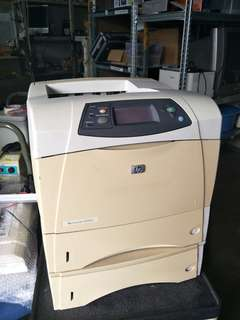 HP LaserJet Printer ( Model : 4300tn ) @$35 Each