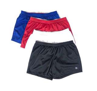 champion authentic athleticwear running shorts