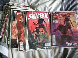 Marvel Comics daredevil 1-28 full set plus annual