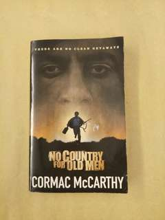[Clearance] No Country For Old Men - Cormac McCarthy