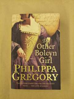 [Clearance] The Other Boleyn Girl - Philippa Gregory