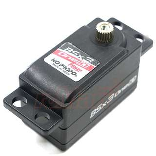 KO-30213 BSx3-one10 Power Low Profile Brushless High Speed Servo