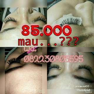 Promo 85rb eyelash