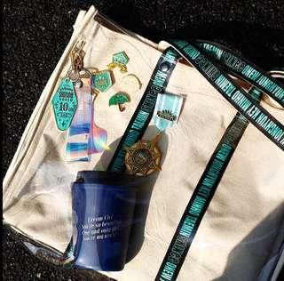 SHINEE BAG RM180(wm), RM190(em) inc postage