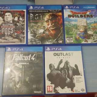 Swap Ps4 Games