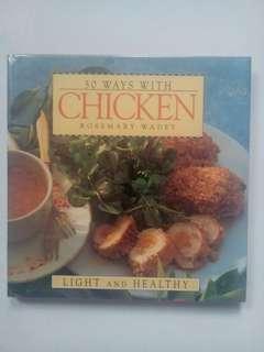Cookbook. 50 Ways With Chicken