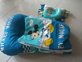 SLEEPING BABY BAG