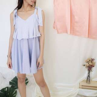 Dress Stripe Blue