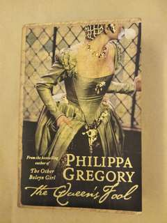 [Clearance] The Queen's Fool - Philippa Gregory