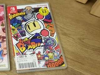 Bomberman R Switch