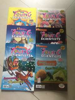 Young Scientist Magazine Level 1