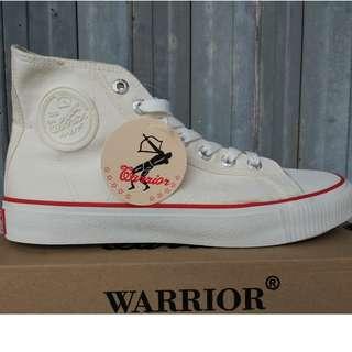 Warrior Classic High All True White