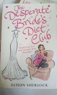 Alison sherlock (the desperate bride's diet club)