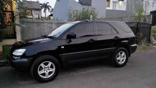 toyota harrier 3.0 four tahun 2000