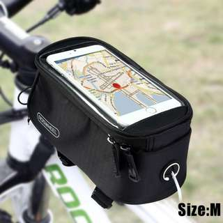 Roswheel Bike Bag Phone Touch Screen 5.5 inch