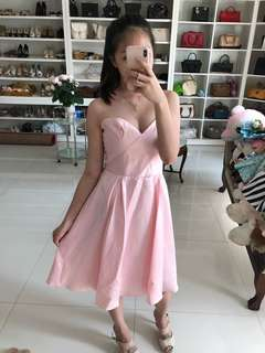 Sample dress