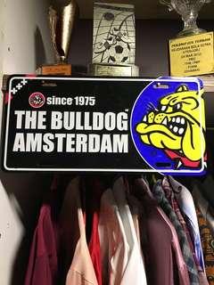 Original Amsterdam Plate