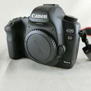 Canon EOS 5D Mark II / 5D2 盒裝公司貨 配件齊全 少用 外觀極新 快門數20800
