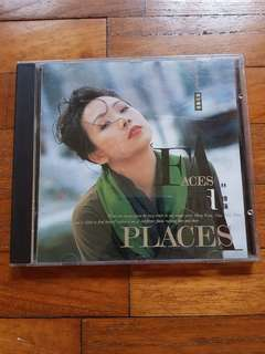 Sandy Lam 林憶蓮 - Faces Of Places 都市觸覺 T113 CD