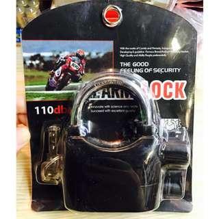 Alarm Disc Lock