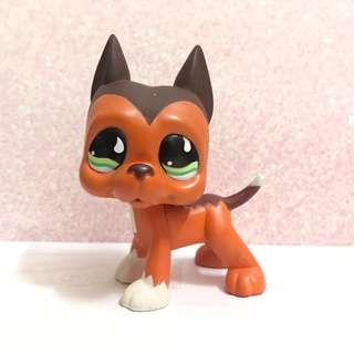 Littlest Pet Shop Tom-Savvy Great Dane