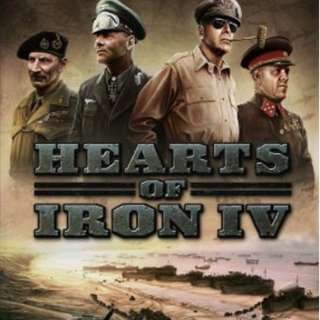 Hearts of Iron IV (Hearts of Iron 4) (Steam)