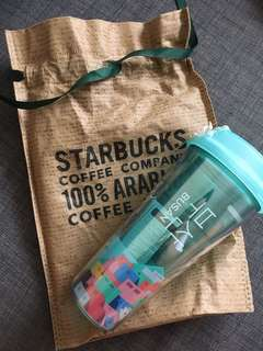 2017 Starbucks Korea Busan Town City Tumbler