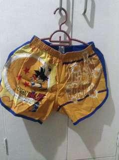 boxer short swimming short dragon ball