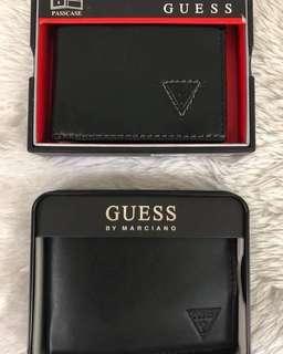 Authentic Guess Men's Wallet
