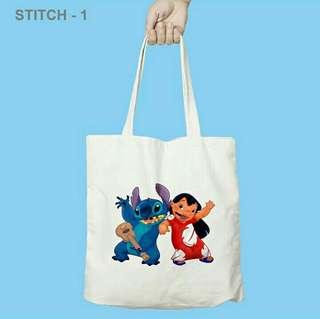 Stitch Series Totebag
