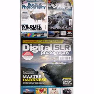 Photography Magazines(Tips & Tutorial)