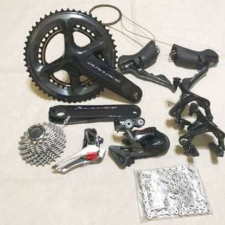 Shimano Dura Ace R9100 Groupset Special Promo