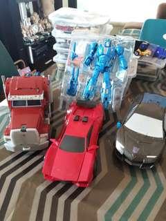 Asstd. Transformers Bundle