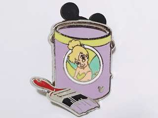 [交換優先] 迪士尼 tinkerbell pin