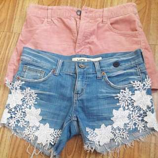 Bundle shorts