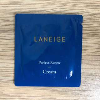 LANEIGE Perfect Renew Cream (Sample)