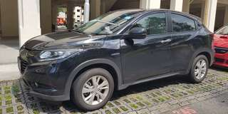 Honda Vezel Hybrid 2018 for rent