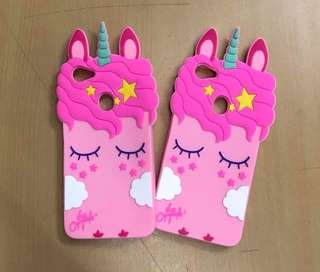 Unicorn Soft Rubber Case