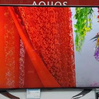 Sharp UHD TV LC-58UE630X Cukup DP + Free 1X Cicilan Tanpa Kartu Kredit