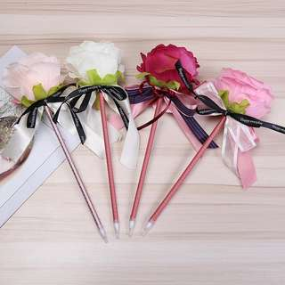 (Pre-order) Huge Rose Pen for Teachers day or wedding etc