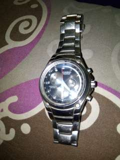 Jam Tangan Original Casio Second