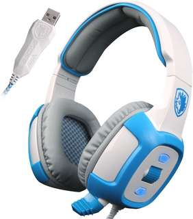 CHEAP!!  SADES SA-906 Gaming Headphones!!