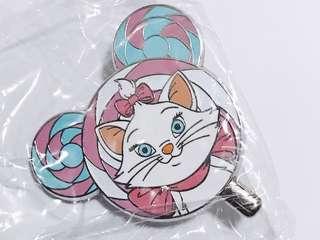 [交換優先] 迪士尼 marie貓 pin