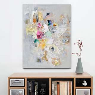 Abstract Art Oil Painting 60cm x 80cm