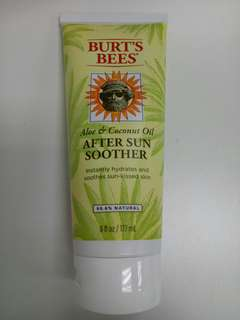Burt's Bees Aloe & Coconut Oil After Sun Soother 6.0 fl oz