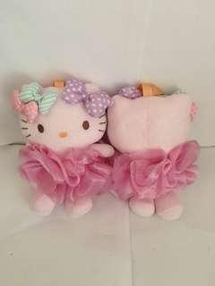 [Brand New] Hello Kitty Body Exfoliator